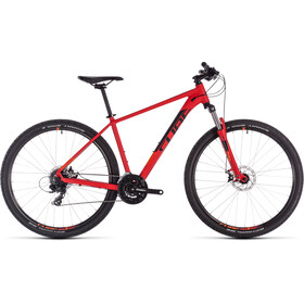 Cube Aim - VTT - rouge